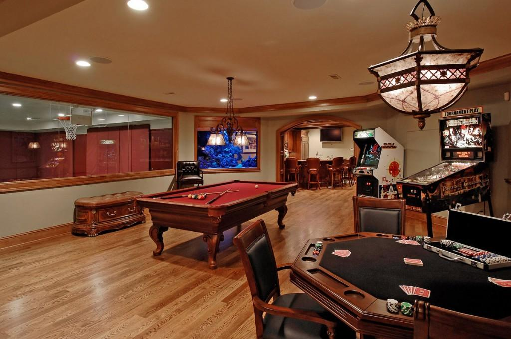 Different Types of Video Game Room Ideas for Adults