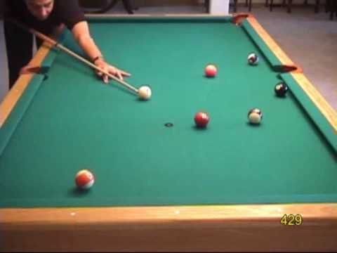 How to Play Pool by Yourself