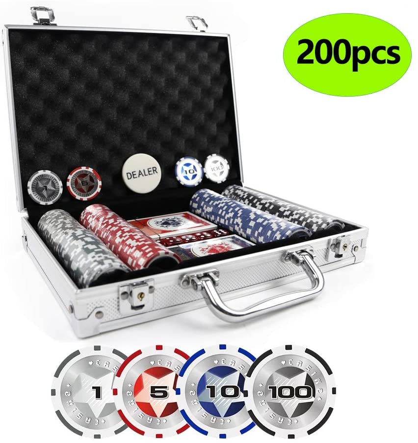The 4 Best Poker Sets to Buy Today