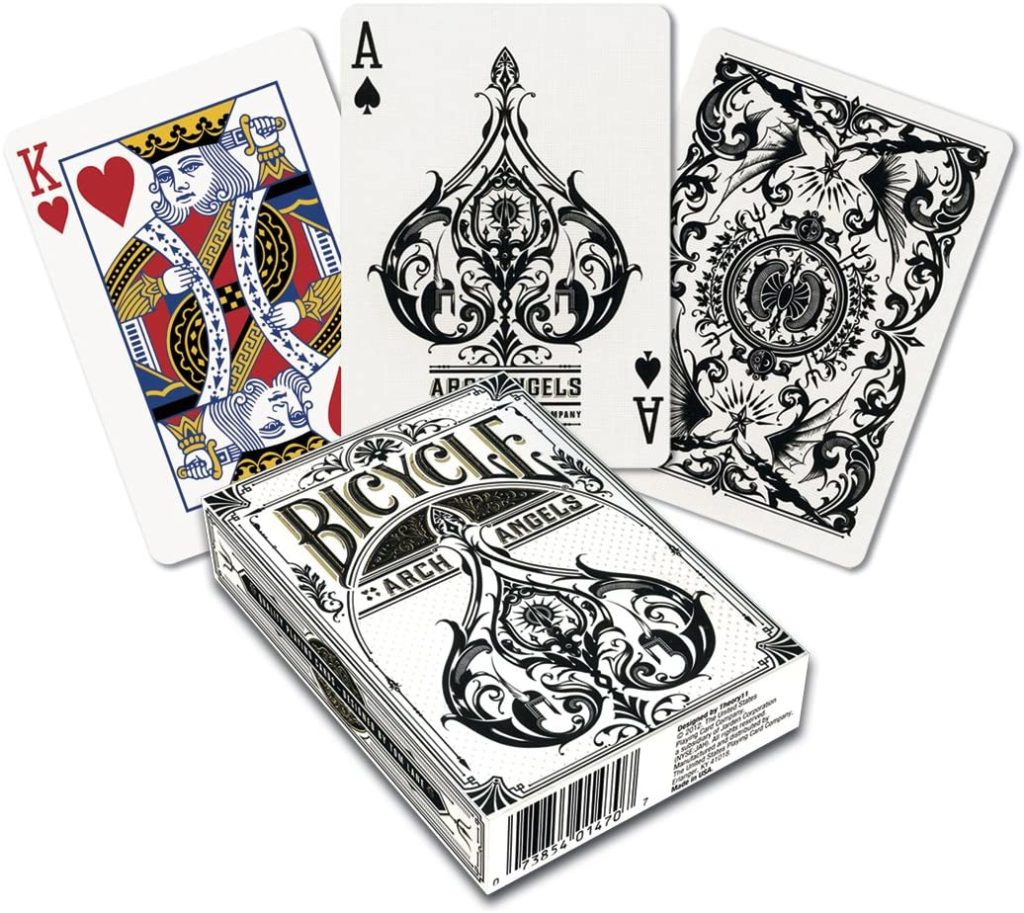 Dirty Card Games with Regular Cards